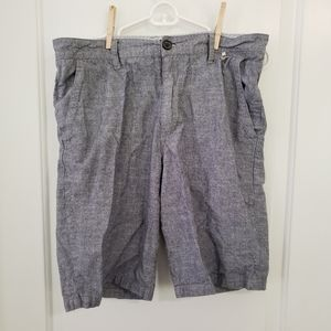 Modern Amusement chambray shorts size 32
